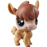 Littlest Pet Shop Samostatné zvířátko Nita Alpaco