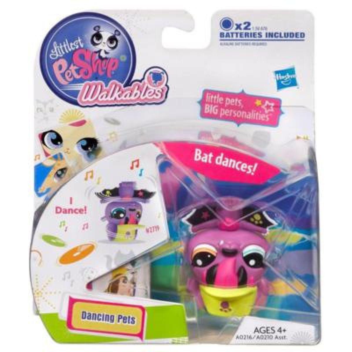 Littlest Pet Shop Tančící zvířátka Hasbro - 2717 Pejsek růžový