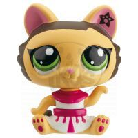 Littlest Pet Shop Tančící zvířátka Hasbro - 2717 Pejsek růžový 3