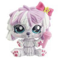 Littlest Pet Shop Tančící zvířátka Hasbro - 2717 Pejsek růžový 4