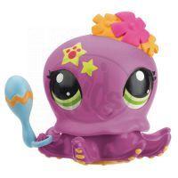 Littlest Pet Shop Tančící zvířátka Hasbro - 2717 Pejsek růžový 6