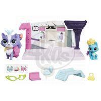 Littlest Pet Shop Tématický hrací set - B4486