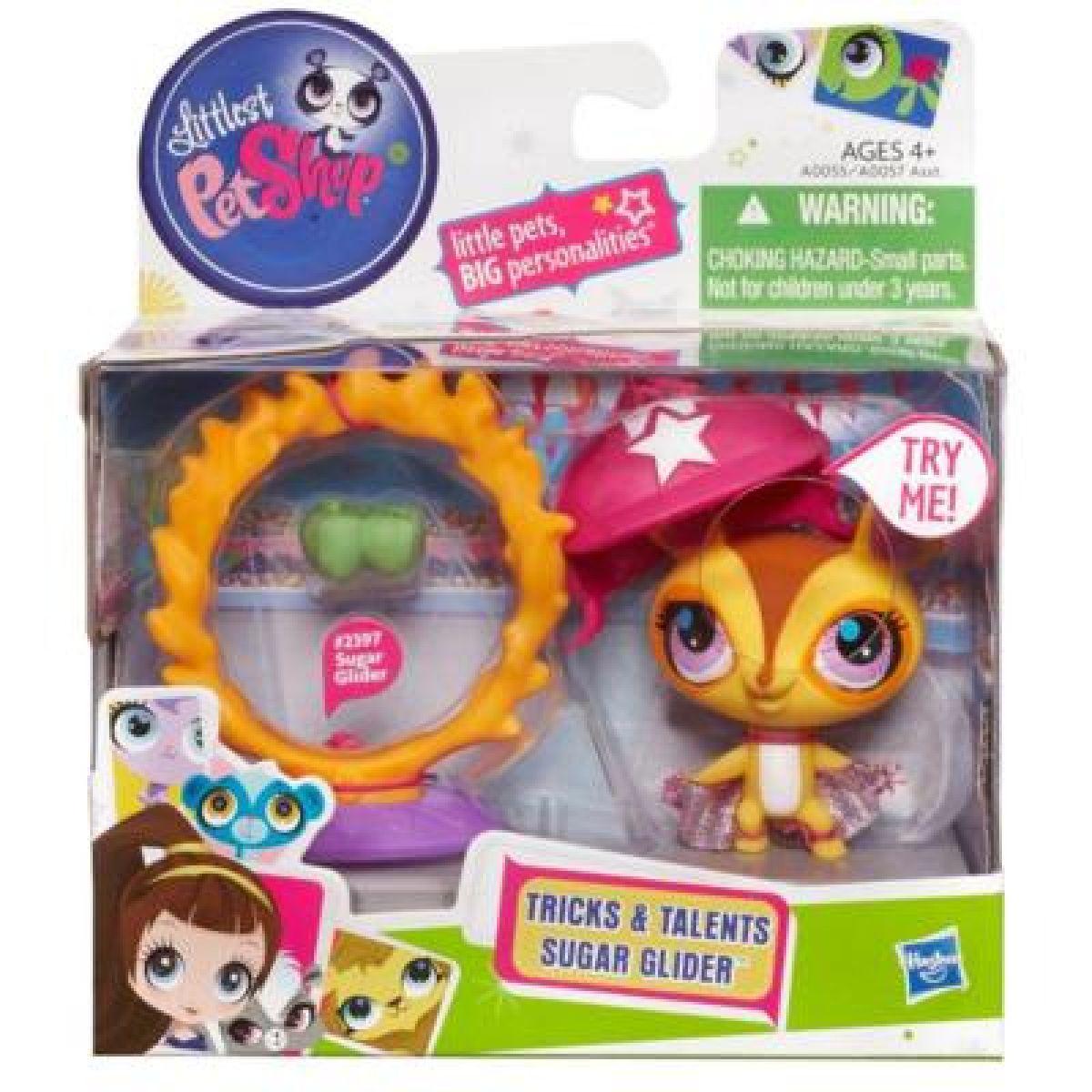 Littlest Pet Shop Triky a talenty - 2397 Veverka