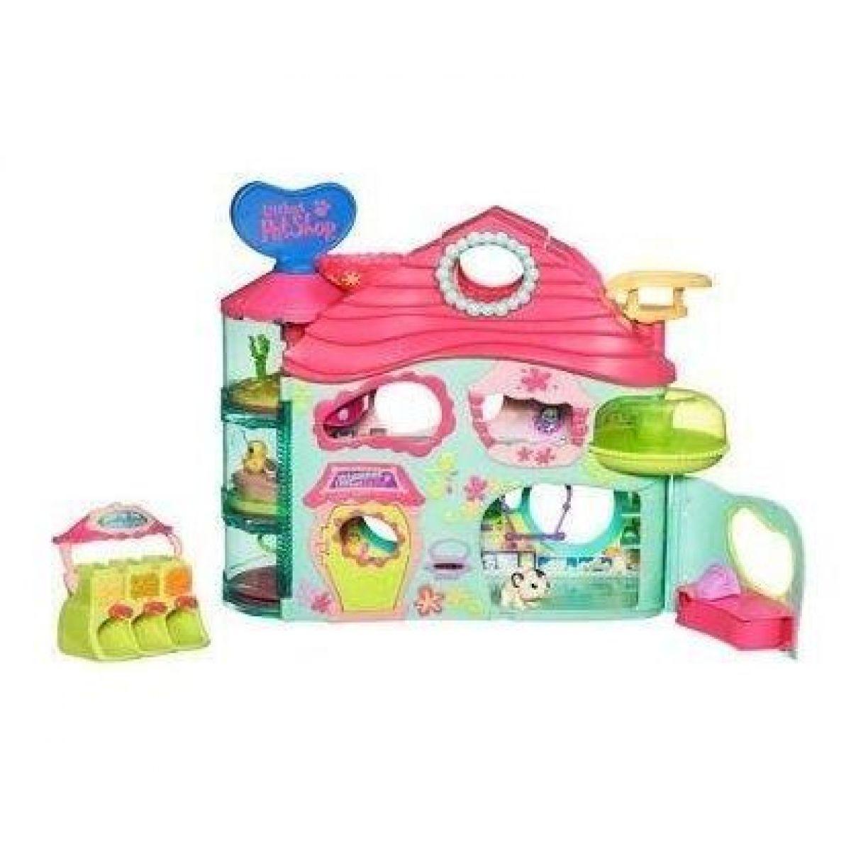 Hasbro 94621 - Littlest Pet Shop - Velký hrací set