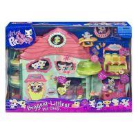 Hasbro 94621 - Littlest Pet Shop - Velký hrací set 3