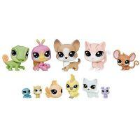 Littlest Pet Shop Velké balení 11 ks zvířátek C1674