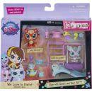 Littlest Pet Shop Zvířátko s doplňky do domečku - Pet Party 2