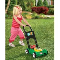 Little Tikes Sekačka na trávu zelená 3