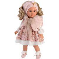 Llorens 54032 Lucia realistická panenka s celovinylovým tělem 40 cm