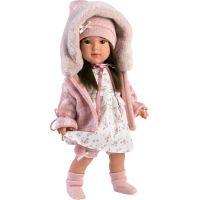 Llorens 54036 Sofia realistická panenka s měkkým tělem 40 cm