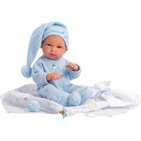 Llorens Panenka New Born chlapeček 63559 - Poškozený obal