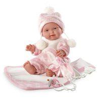 Llorens panenka New Born holčička 26270