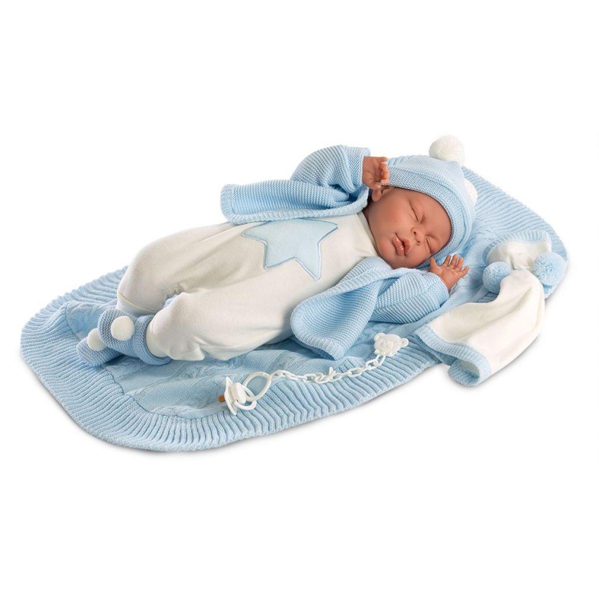 Llorens Panenka New Born spící 74045