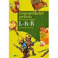 Albatros Logopedické pexeso a obrázkové čtení L-R-Ř