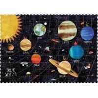 Londji Kapesní puzzle Objev planety 100 dílků