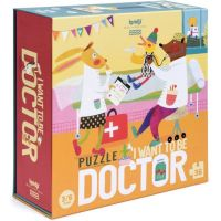 Londji Puzzle Chci být doktorem 2