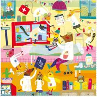 Londji Puzzle Chci být doktorem