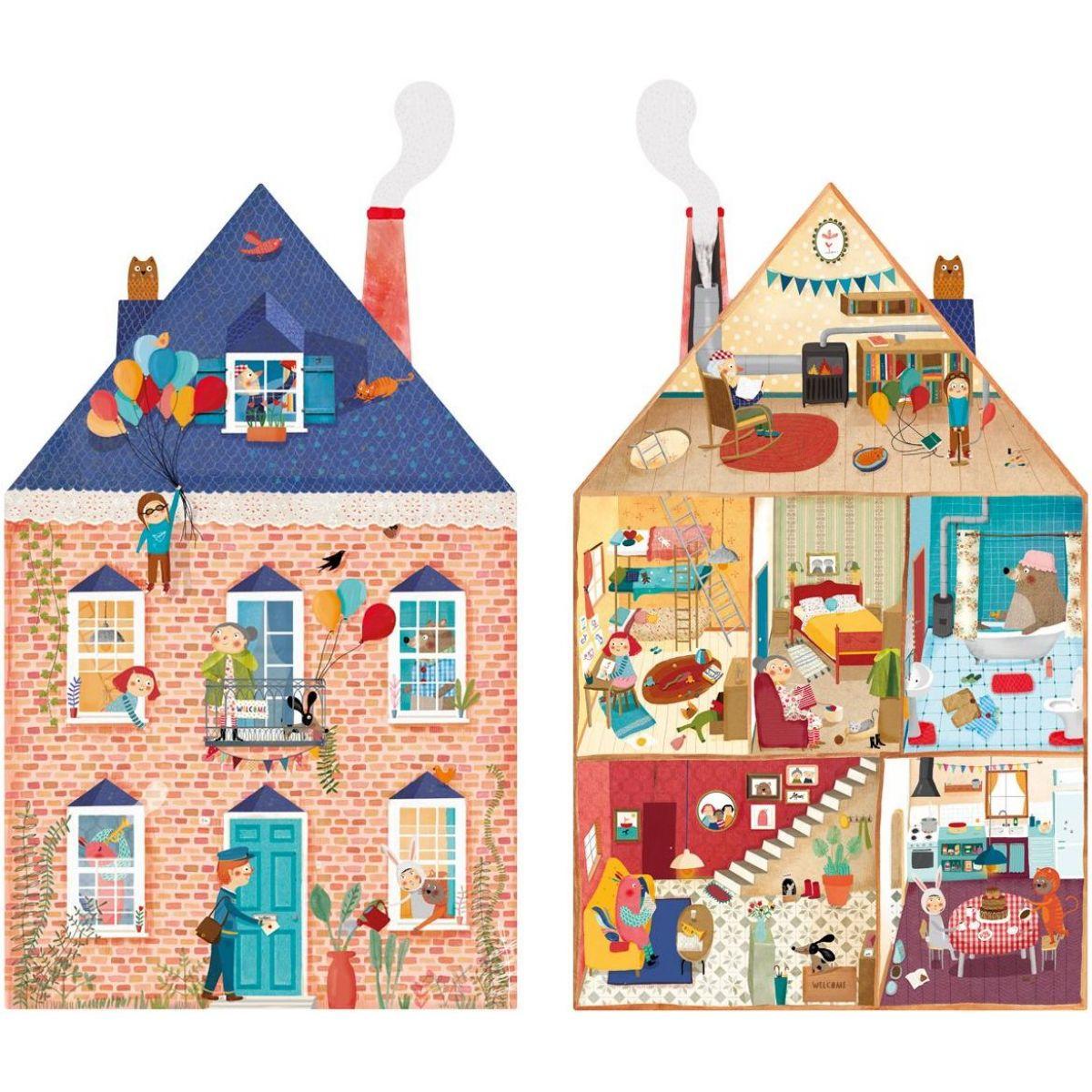 Londji Puzzle vitaj doma