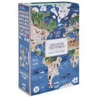 Londji Velké puzzle Objevuj svět 2