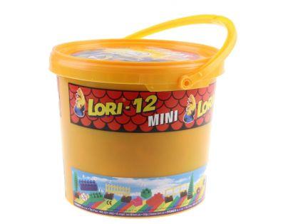 LORI 42000012 - LORI 12 - Stavebnice 82 dílků