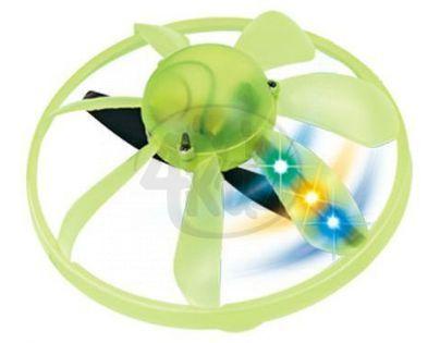 Zuru RC Létající UFO disk svítící