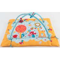 LUDI Hrací deka s hrazdou Králíček
