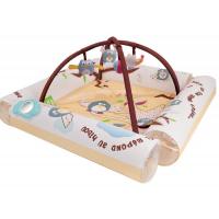 Ludi Hrací deka Ohrádka s hrazdou Ptáčci