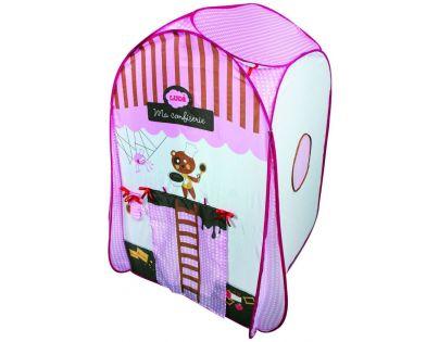 Ludi 5205LU- Maxi stan růžový