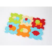 Ludi Pěnové puzzle zvířátka 46,5 x 31,5 cm