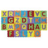 Ludi Puzzle pěnové Písmena 199 x 115 cm