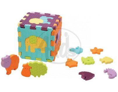 Ludi 3459LU -Ludi Puzzle pěnové se zvířátky do vany