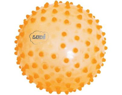 Ludi 2795ROLU- Senzorický míček oranžový