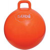 Ludi Skákací míč 55 cm oranžový