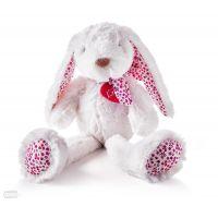 Lumpin Zajíc Ella bílý velký 38 cm