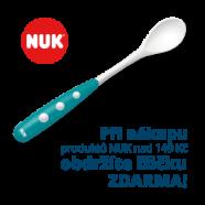 Lžička Easy Learning ZDARMA k nákupu produktů NUK