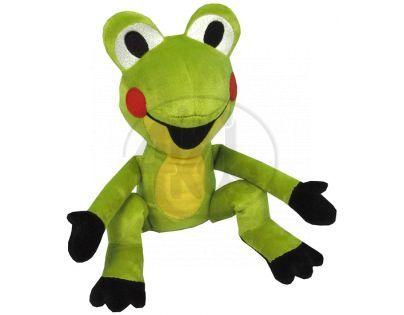 MÚ Brno Krteček Žabka 20 cm sedící