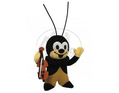 MÚ Brno Cvrček s housličkami 22 cm