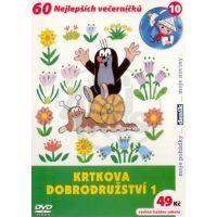 MÚ DVD - Krtkova dobrodružství 1