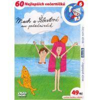 MÚ Brno DVD Mach a Šebestová na prázdninách