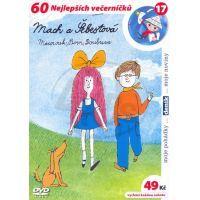 MÚ Brno DVD Mach a Šebestová