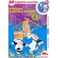 DVD - Pohádky z mechu a kapradí 5