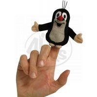 MÚ Brno Krtek prstový maňásek
