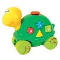 Zvířátko hrající 14 cm - Želva