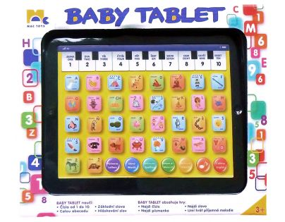 Mac Toys 82006 - Baby Tablet