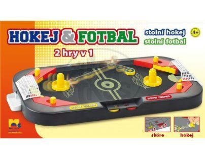 Mac Toys M5120261 - Fotbal a hokej