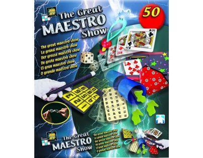 Mac Toys Kouzelnický set 50 kouzel