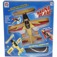 Mac Toys Letadléko na provázku žluté