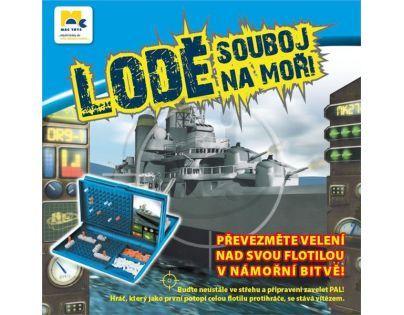 Mac Toys Lodě Souboj na moři