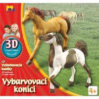 Mac Toys M4502427 - Malování koní 3D