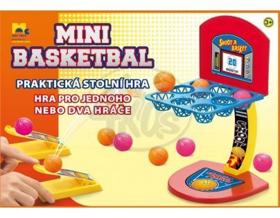 Mac Toys M5116936 - Mini Basketbal